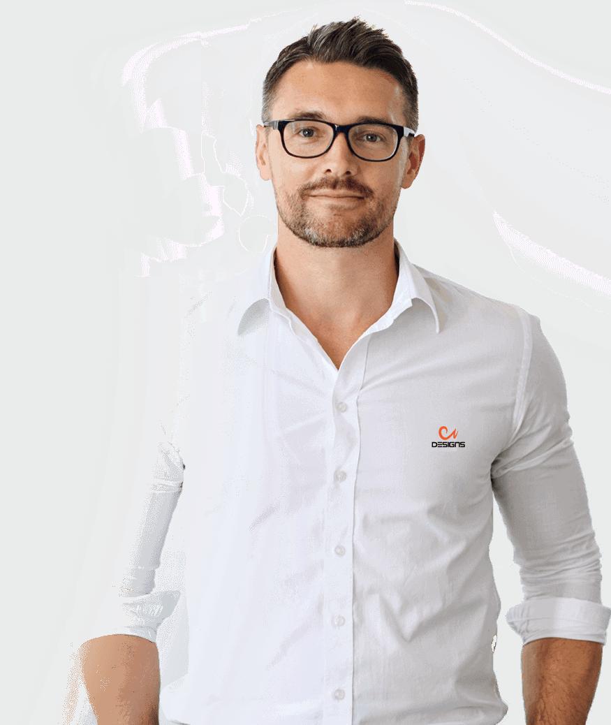 cheap website design support guy