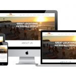 cheap fitness website design