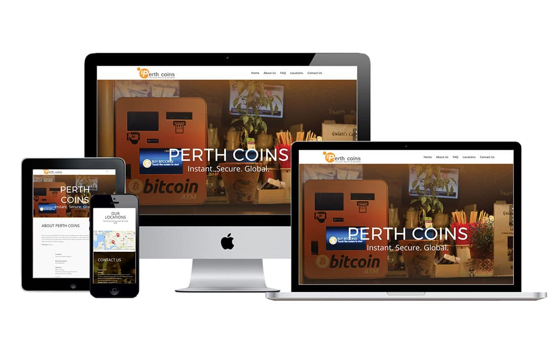 Perth Bitcoins