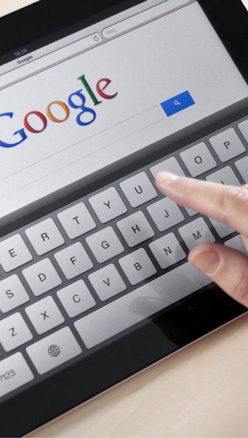 search engine optimised websites